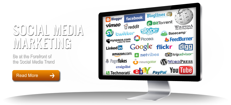 Social Media Marketing Banner